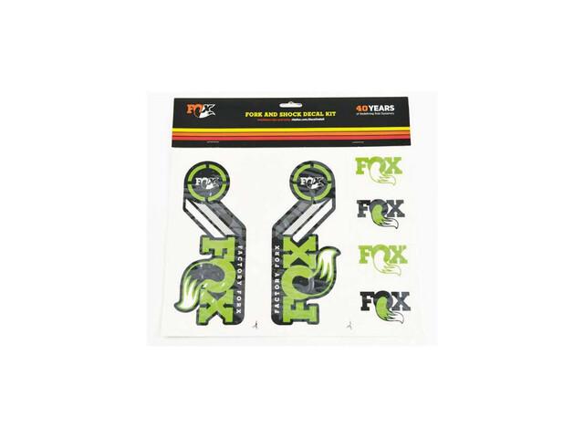Fox Racing Shox Fork and Shock Decal Kit
